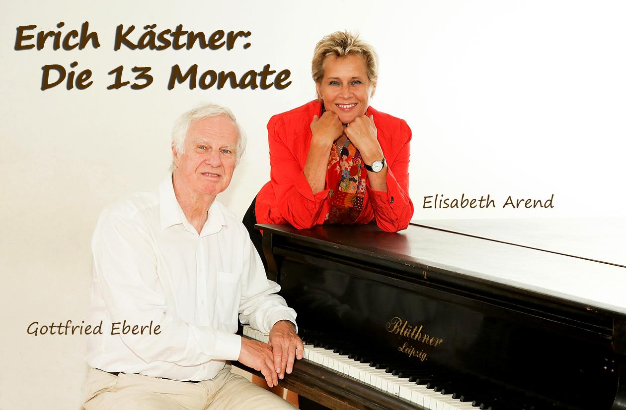 Elisabeth Arend Erich Kästner Die 13 Monate